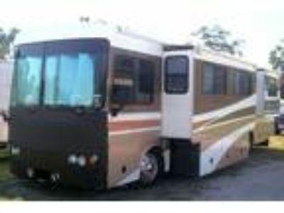 2003 Fleetwood Excursion 38U 38' Class A Luxury Motorhome