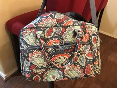 Vera Bradley travel & purse!
