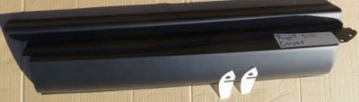 Purchase NEW RIGHTside sill cover metal with nylon spacers W121 190SL motorcycle in Valencia, California, United States, for US $440.00