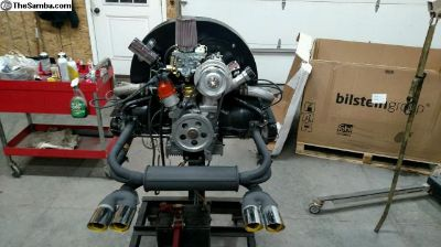 Rebuilt 1600 turnkey motor