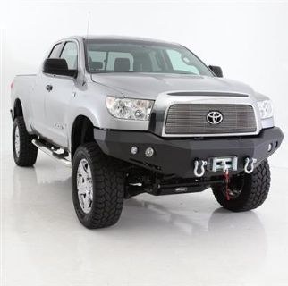 Sell 2007-2013 Toyota Tundra Smittybilt M1 Textured Black Front Bumper 612840 motorcycle in Belton, Texas, US, for US $1,185.00