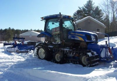 2009 New-Holland T6030-Sur-Trac-Tractor