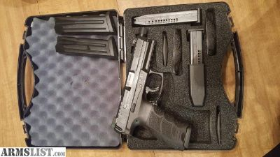 For Sale: Hk vp9 tactical