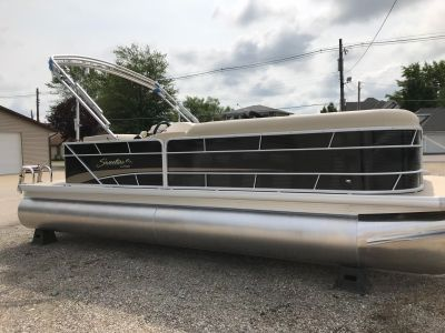2019 Sweetwater SW2286C Pontoon Boats Coloma, MI