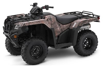 2019 Honda FourTrax Rancher 4x4 ES ATV Utility Panama City, FL