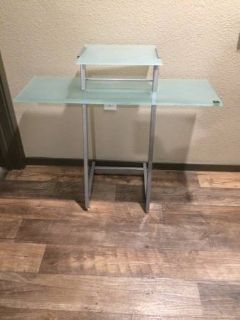 Beautiful Glass Stand-Stereo/Home Decor