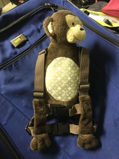 Toddler safety harness/leash