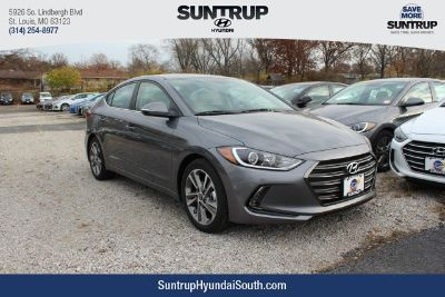 2018 Hyundai Elantra Limited (Machine Gray - Gray)