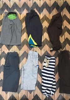 7 pairs of 9 month pants