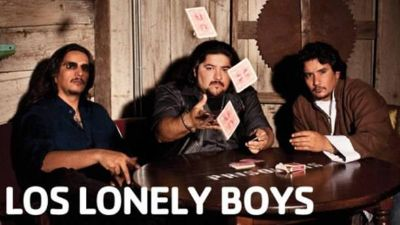 2 Tickets for Los Lonely Boys @ The Clarion (Brazosport College)