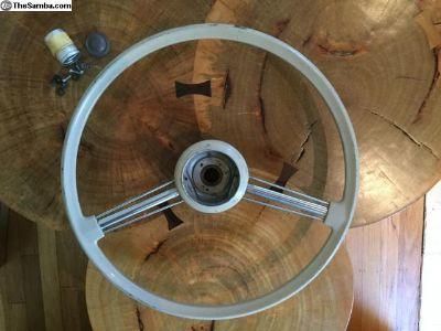 356 A Steering wheel 356a 1958