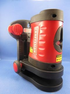 NEW PRICE! CRAFTSMAN Dual Beam Self Leveling Laser with LASERTRAC.