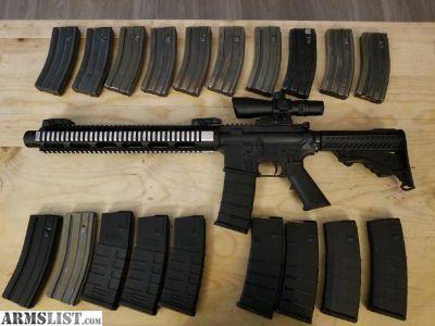 For Sale/Trade: DPMS Custom AR 15