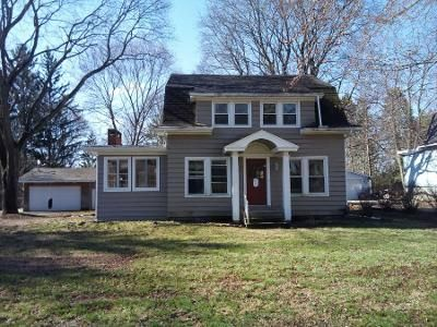 3 Bed 1.5 Bath Preforeclosure Property in Jackson, MI 49203 - E Coler St