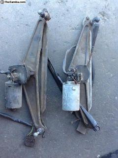 70-77 Bug wiper motor assembly