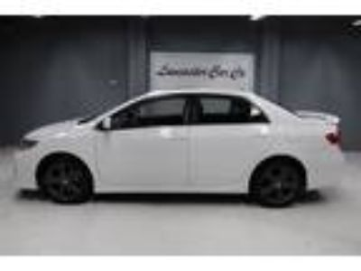 Used 2013 TOYOTA COROLLA For Sale
