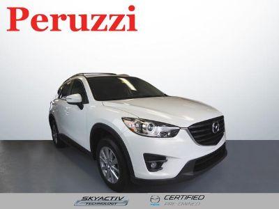 2016 Mazda CX-5 Touring (Crystal White Pearl Mica)