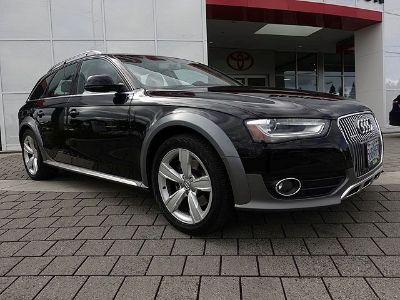 2013 Audi Allroad 2.0T quattro Premium Plus (Brilliant Black)