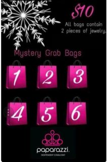 Paparazzi Jewelry mystery grab bags