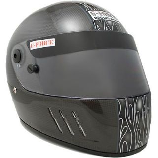 Find G-FORCE 3028XXLBK Pro GFC Carbon Fiber Full Face Helmet 2X-Large Black motorcycle in Suitland, Maryland, United States, for US $299.95