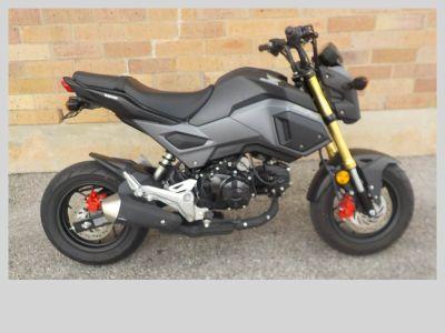 2017 Honda Grom Sport Motorcycles San Antonio, TX