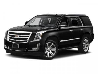 2017 Cadillac Escalade Premium (Dark Granite Metallic)