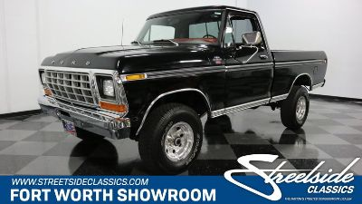 1978 Ford F-100 4X4