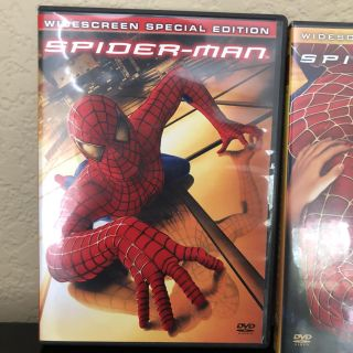 Spider-Man 1, 2, and 3