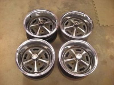 Buy 70 71 72 Cutlass 442 Oldsmobile Rally SS1 Wheels 14 x 7 LZ Code Olds Disc Brakes motorcycle in Alma, Arkansas, United States, for US $399.95