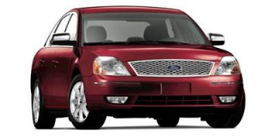 2007 Ford Five Hundred SEL (Beige)