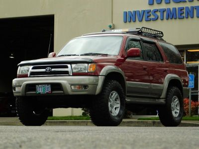 2000 Toyota 4Runner Limited (Red)