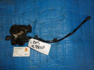 Sell 2015 TOYOTA PRIUS REAR TRUNK LOCK ACTUATOR OEM motorcycle in Justice, Illinois, United States, for US $114.99