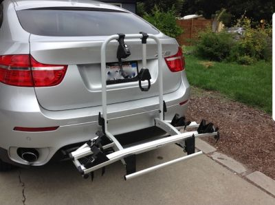 2008-2013 BMW X5 and x6 bike carrier