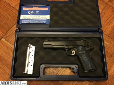 For Sale: Colt Competition 1911