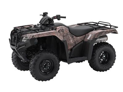 2016 Honda FourTrax Rancher 4X4 Automatic DCT Utility ATVs State College, PA