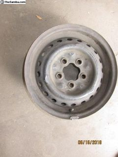 vanagon steel wheel J7
