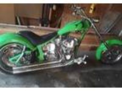 2011 Custom Built Harley-Davidson-Chopper Custom in Marshalltown, IA