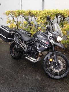 2016 Triumph TIGER 800 XC