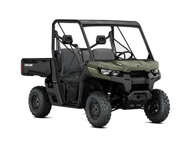 $9,497, 2017 Can-Am Defender HD8