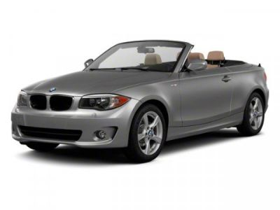 2011 BMW Legend 128i (BLACK)