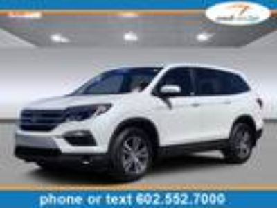 Used 2017 Honda Pilot EX-L in Scottsdale, AZ