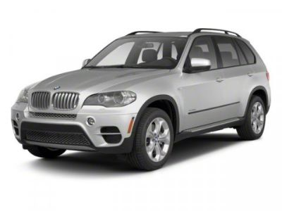 2012 BMW X5 xDrive35i (Black)