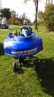 Go Kart Racing Blue Plastic Washer for Fiberglass Body Mounting Kit Set NEW