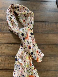 Summer soft scarf