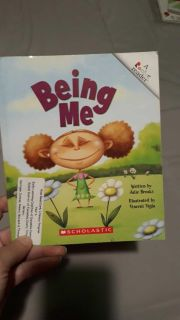 Being Me.. Scholastic Book