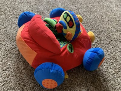 Melissa and Doug s Beep Beep and Play Activity Toy