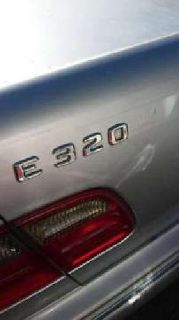Mercedes Benz 2002 E320 PARTING NO (TRANSMISSION )