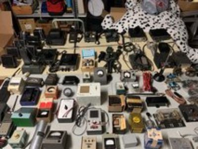 Huge lot of ham radios, cb radios and more