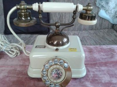 $225, Vintage Occupied Japan Telephone