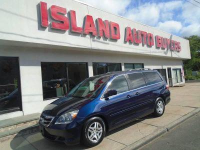 2006 Honda Odyssey EX-L (Dk Blue)